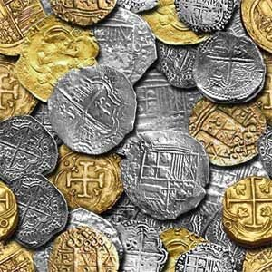 ancient gold and silver coins