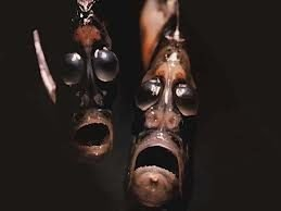 spooky fish called hatchetfish