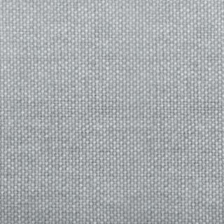 swatch of gray polycotton material