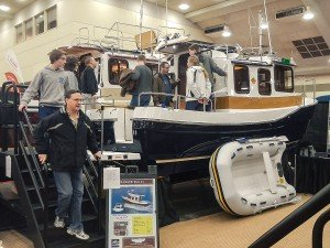 All Hands on Deck! At the Boat Show