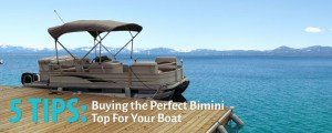Top 5 Reasons to Get a Bimini Top for your Boat | Main Image 2