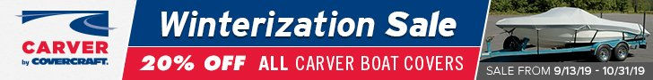 Carver Winterization Sale