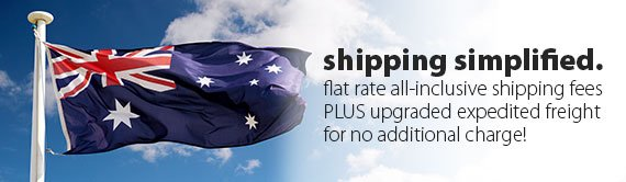 Australian Shipping Policy Banner