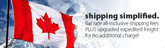 Canadian shipping policy banner