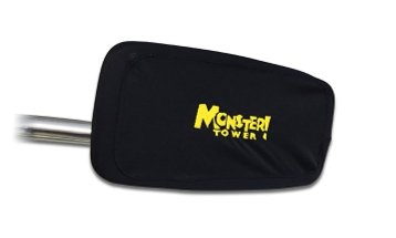Monster Tower Mirror Cover