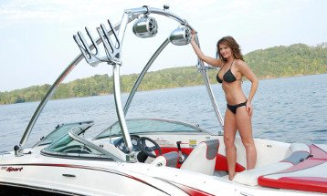 MTE Wakeboard Tower