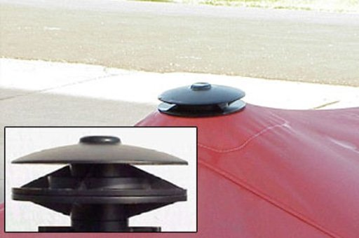 Boat Cover Vents by Shoretex