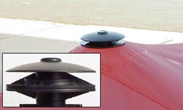 Boat Cover Vent