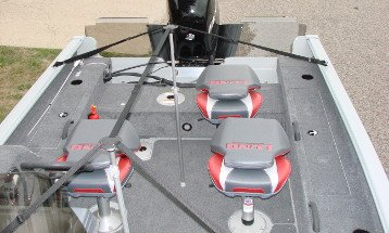 Shoretex Boat Cover Support System