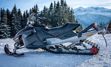 Carver Snowmobile Covers