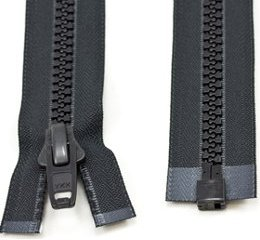 Marine Grade Single Pull Nylon Zipper