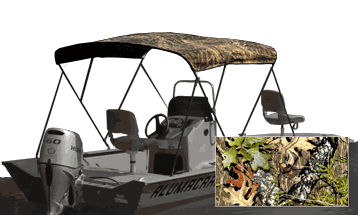 Mossy Oak Camo Boat Top  sc 1 th 174 & Boat Covers u0026 Bimini Tops for your Boat or Pontoon