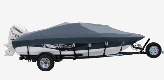 Shoretex boat cover on campion chase 500 boat.