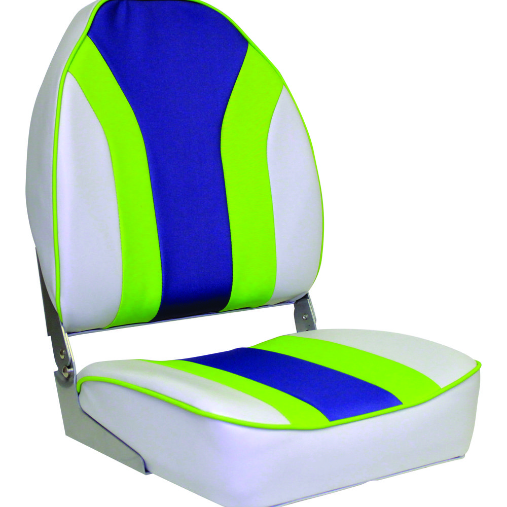 3311 Mid Back Fishing Boat Seats Mariner Sky Dove Mid