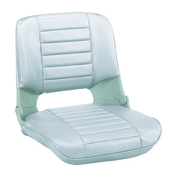 8wd135ls 717 Molded Fishing Seats Pro Style Clam Shell 1