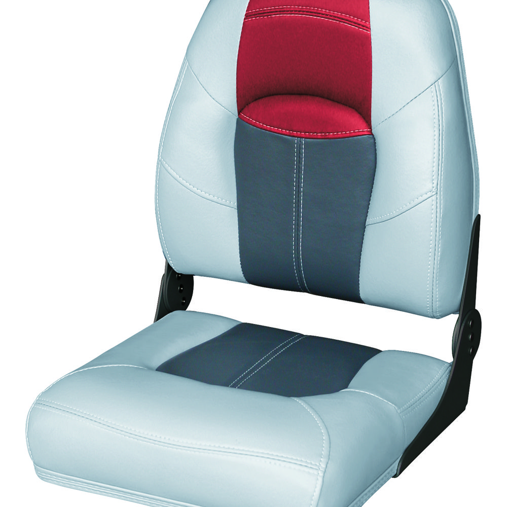 8wd1461 841 High Back Boat Seat 17 Quot Wide Fishing Seats