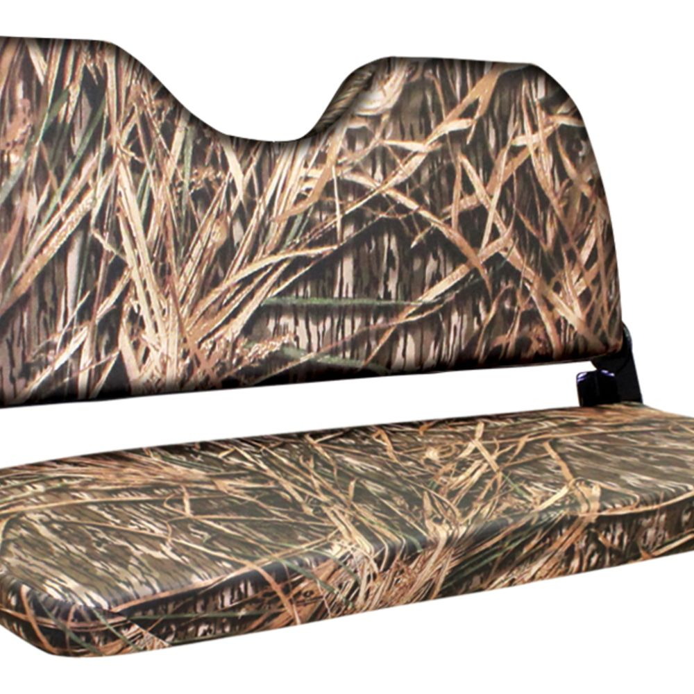 8wd309 Camouflage Camo 42 Quot Bench Vinyl Benches