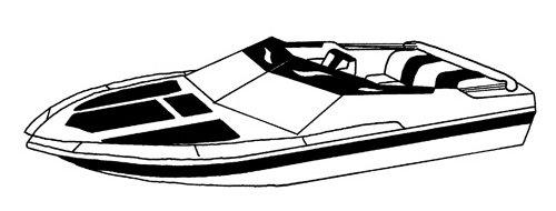 Line art of the Day Cruiser Boat boat style