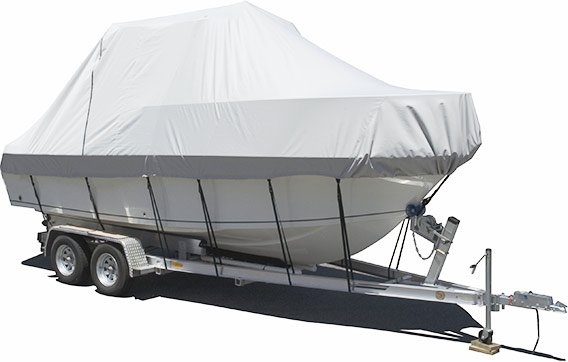 Hard Top Boat Cover