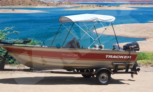 Tracker Bimini Top