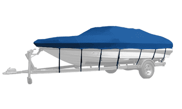 Carver Custom Fit Boat Cover