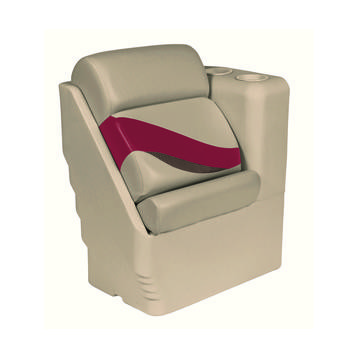 Pontoon Lean Back Recliners Replacement Boat Seating By Wise
