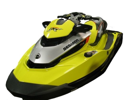 Yellow Sea Doo RXT-X PWC / Jet Ski
