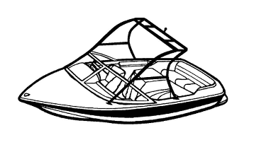 Styled-to-Fit® Boat Cover Main Photo