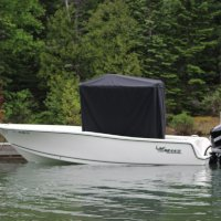 Styled-to-Fit Boat Cover Feature Photos