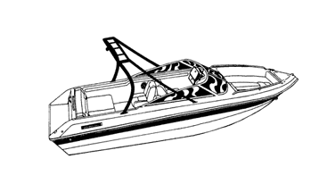 Boat Covers To Fit Different Styles Of Boats Including V